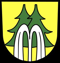 Wappen der Stadt Bad Wildbad
