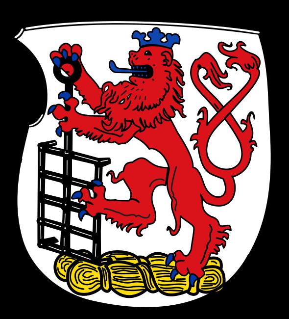 Wappen der Stadt Wuppertal