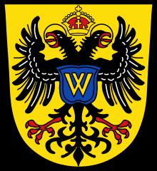 Wappen der Stadt Donauwörth