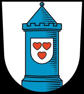 Wappen der Stadt Bad Liebenwerda