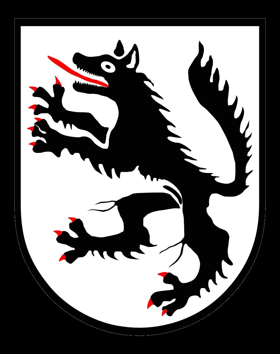Wappen der Stadt Wolfratshausen