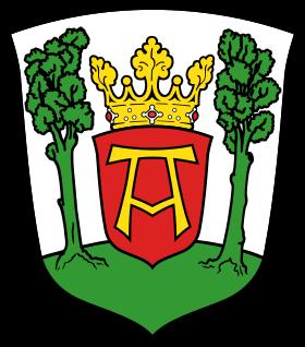 Wappen der Stadt Aurich