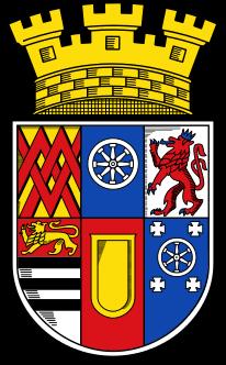 Wappen der Stadt Mülheim an der Ruhr