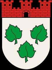 Wappen der Stadt Burscheid