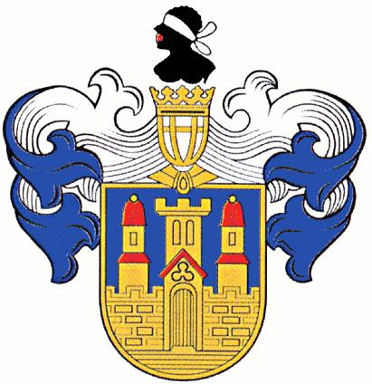 Wappen der Stadt Eisenberg (Thüringen)
