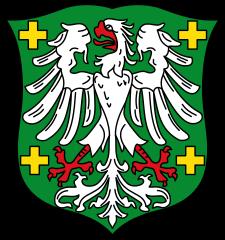 Wappen der Stadt Grünstadt