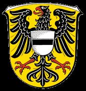 Wappen der Stadt Gelnhausen