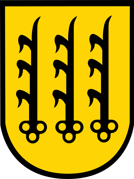 Wappen der Stadt Crailsheim