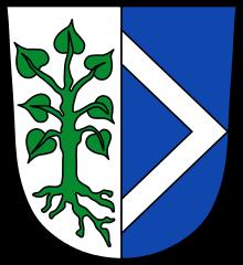 Wappen der Stadt Ergolding