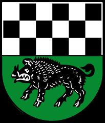 Wappen der Stadt Kirchheimbolanden