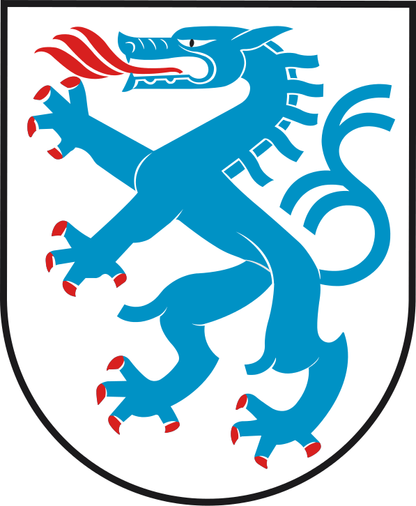 Wappen der Stadt Ingolstadt