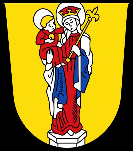 Wappen der Stadt Altötting