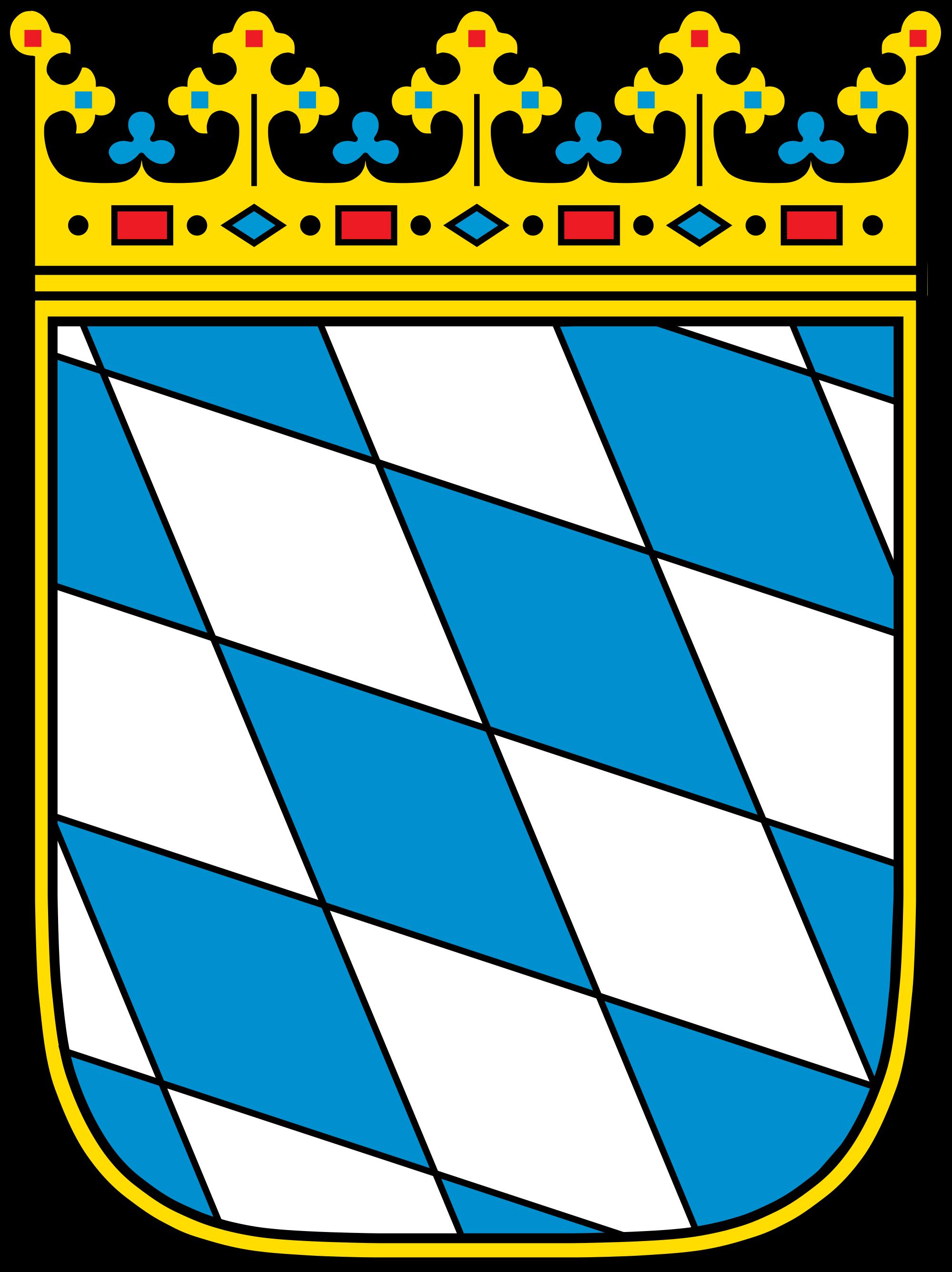 Wappen des Bundeslandes