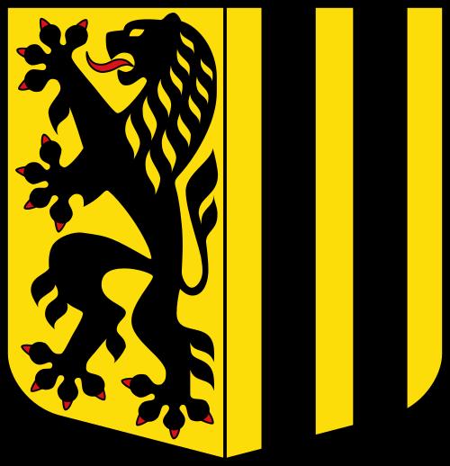 Wappen der Stadt Dresden