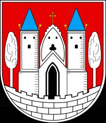 Wappen der Stadt Jessen (Elster)