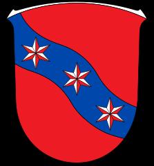 Wappen der Stadt Erbach