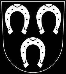 Wappen der Stadt Eisenberg (Pfalz)