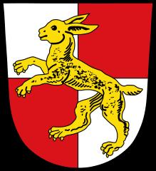 Wappen der Stadt Haßfurt