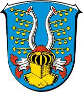 Wappen der Stadt Kirtorf