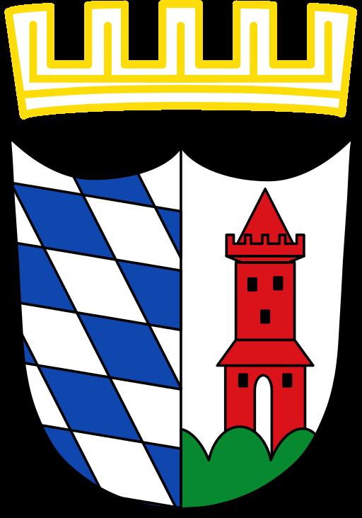 Wappen der Stadt Günzburg