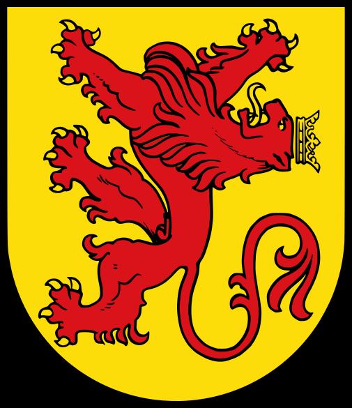 Wappen der Stadt Diepholz