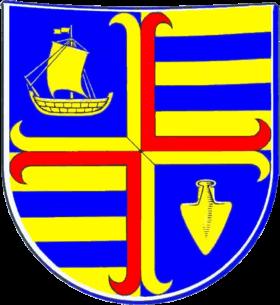 Wappen der Stadt Niebüll