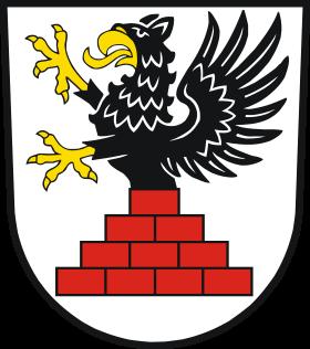 Wappen der Stadt Grimmen