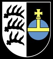 Wappen der Stadt Backnang