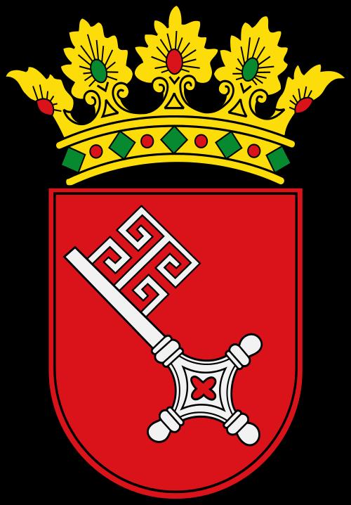 Wappen der Stadt Bremen
