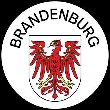 Wappen des Bundeslandes Brandenburg