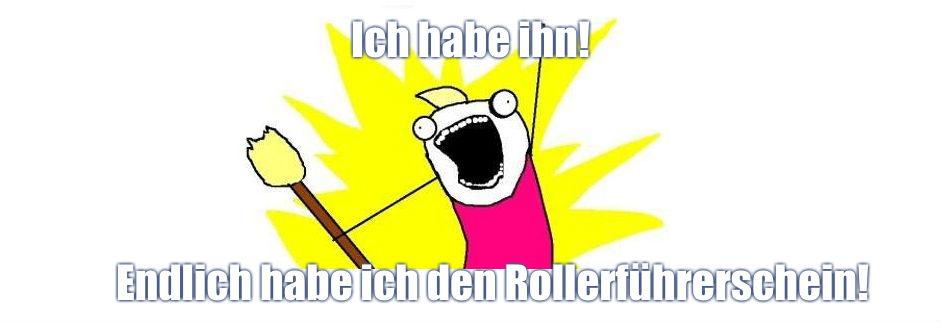 Führerschein AM: Der Roller Führerschein AM im Detail