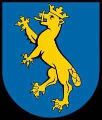 Wappen der Stadt Biberach an der Riß