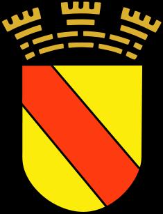 Wappen der Stadt Baden-Baden