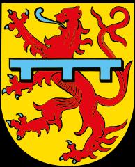 Wappen der Stadt Zweibrücken