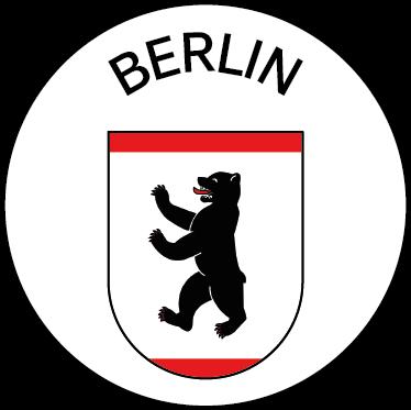 Wappen des Bundeslandes Berlin