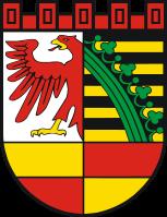 Wappen der Stadt Dessau-Roßlau