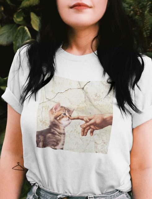Prezenty dla kochających Koty