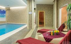 Фитнес-центр гостиницы Президент Отель