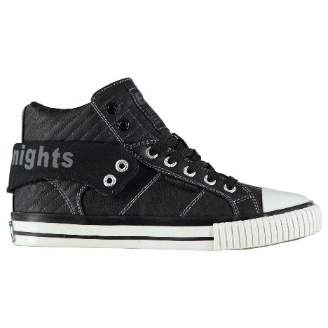 75ed6740e556 British Knights Roco Fold Over Junior Trainers (09157870 0)