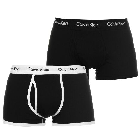 f5cef4c839 Calvin Klein 365 2 Pack Trunks (42206503 3)