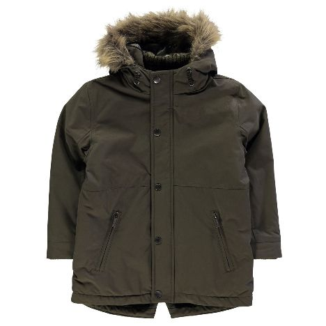 e878b34c6ed Firetrap Luxe Parka Jacket Junior Boys (61506016_6)