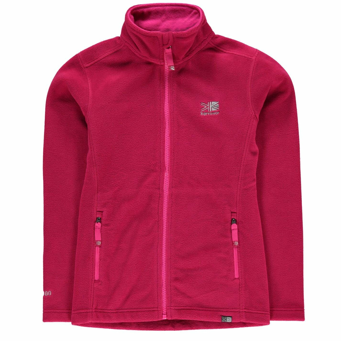 Karrimor Fleece Jacket Junior Girls (448006-44800670) - Woomie.gr ec8b8bdbabf