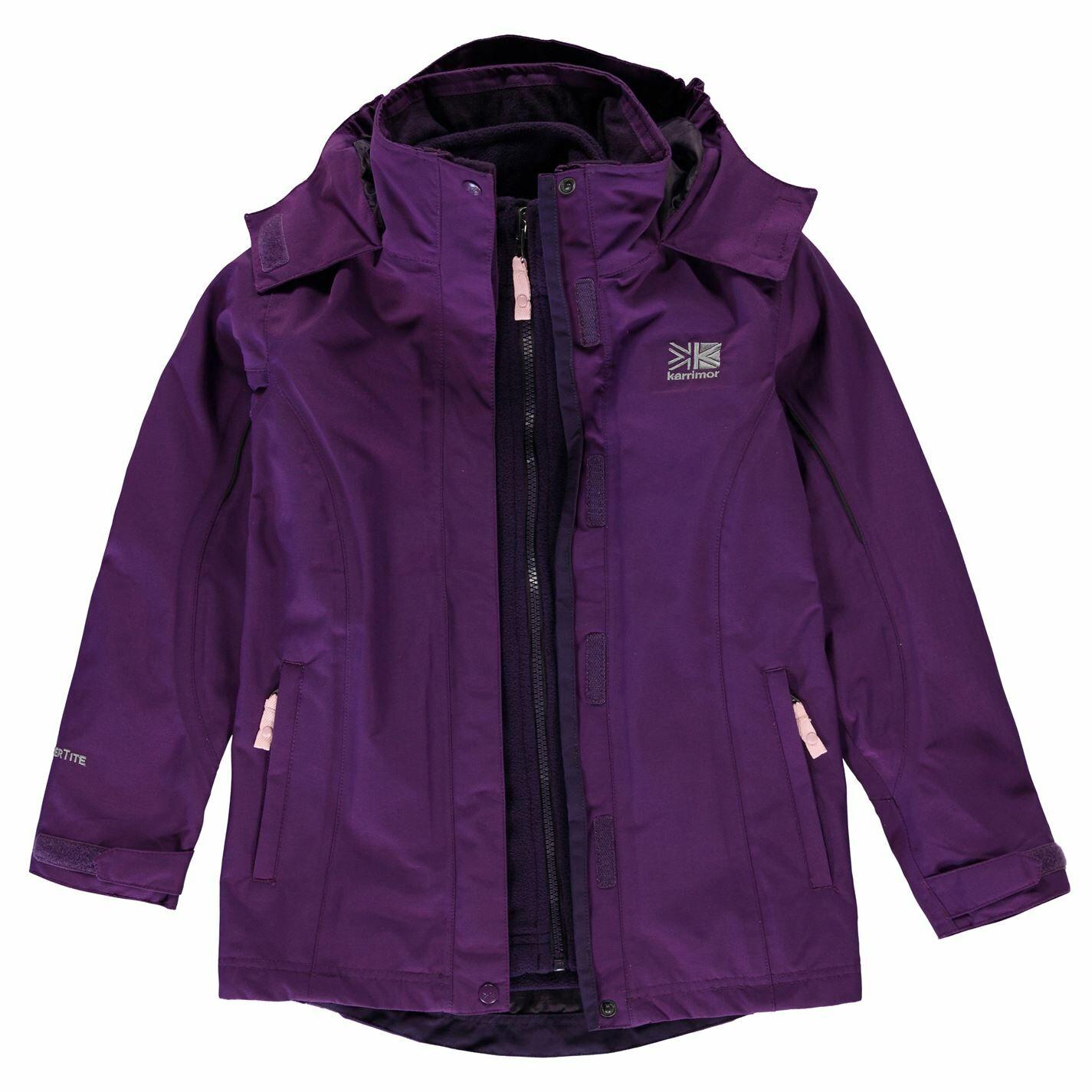 65a3ca0cd87f Karrimor Charcoal 3in1 Jacket Junior (44842877 7) - Woomie.gr