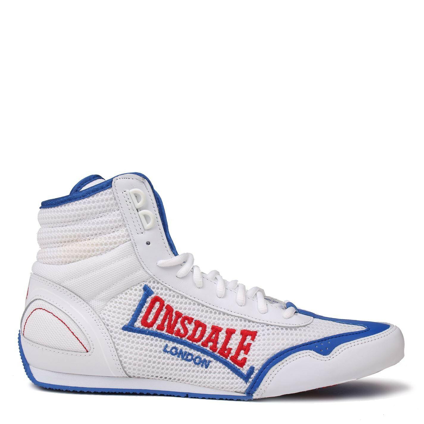 Lonsdale Contender Ανδρικά Παπούτσια Πυγμαχίας