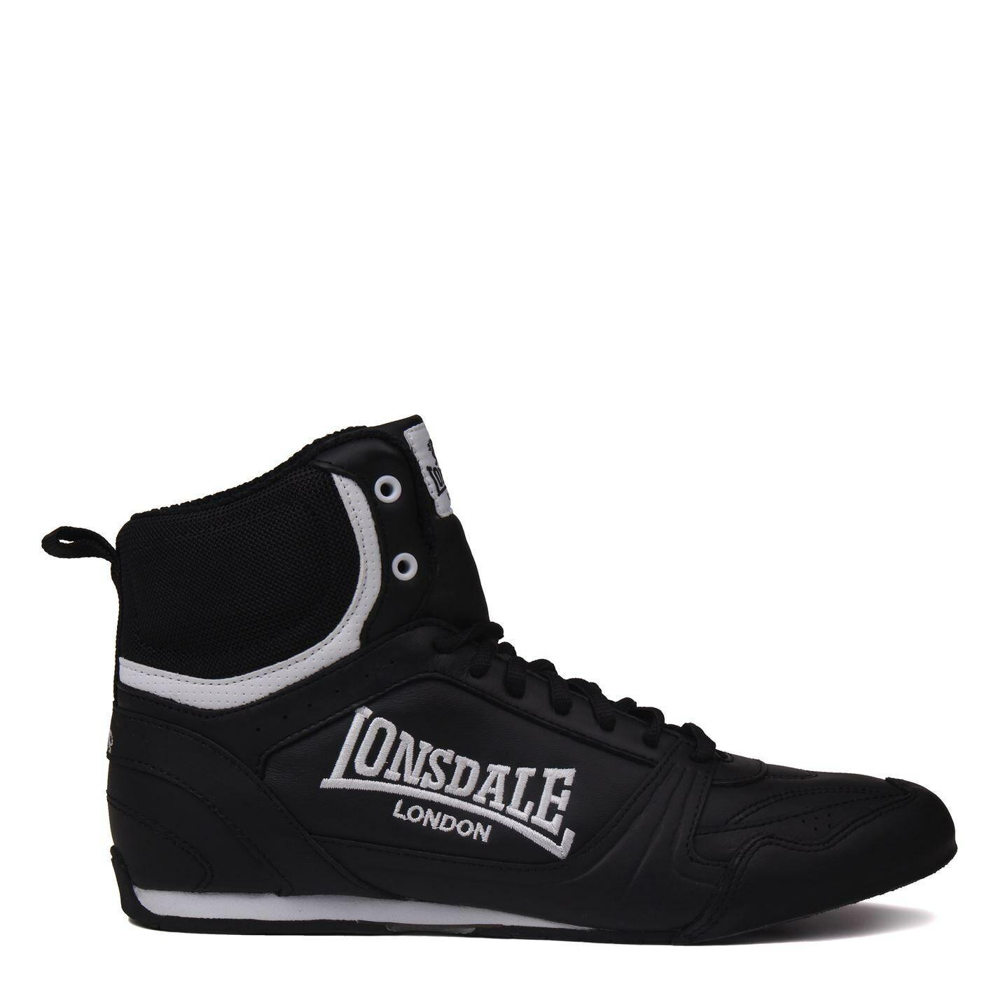 Lonsdale Ανδρικά Παπούτσια Πυγμαχίας