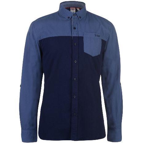 45c2ec6ba Lee Cooper Long Sleeve Casual Shirt Mens (55845018_8)