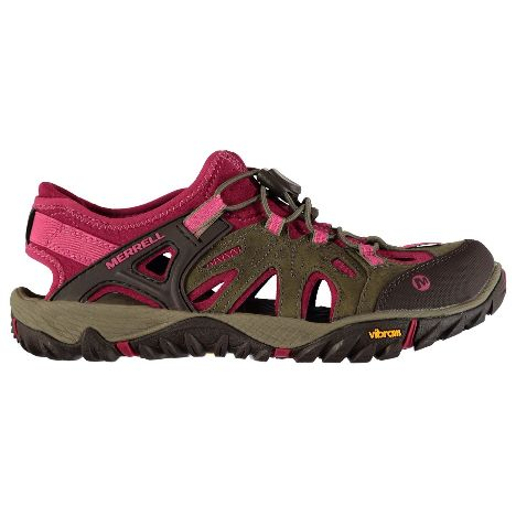 4d89451ae Merrell All Out Blaze Sieve Ladies Sandals (18808505_5)