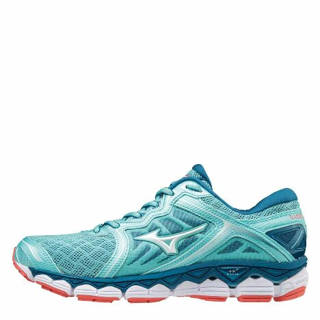 2d1a20c0276 Mizuno Wave Sky Ladies Running Shoes (21424719_9)