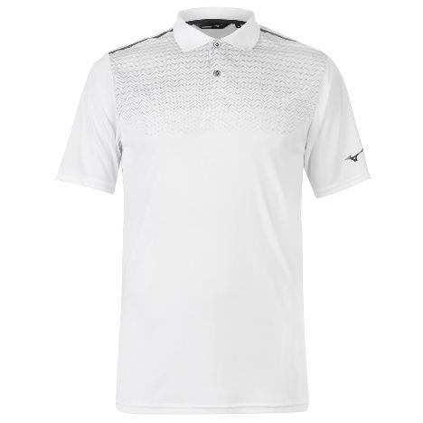 db96f14c7b55 Mizuno Solar Cut Polo Shirt Mens (36119701 1)