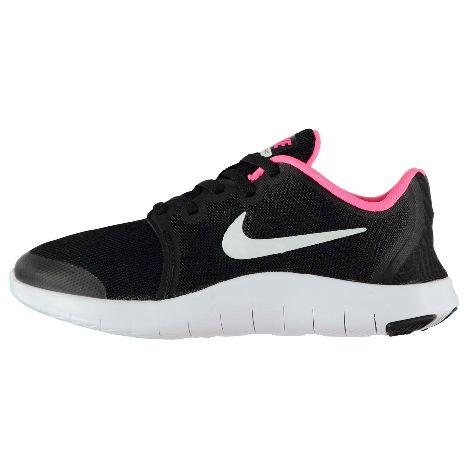 bef567bd6a01 Nike Flex Contact 2 Trainers Junior Girls (06722940 0)